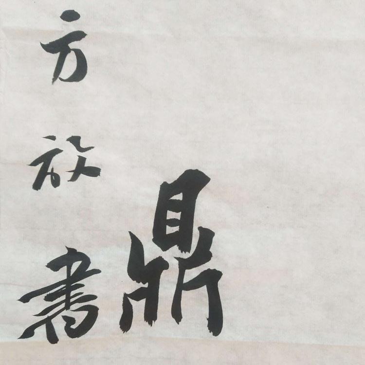 中国书法家协会会员、北京书法家协会理事【方放 精品书法】