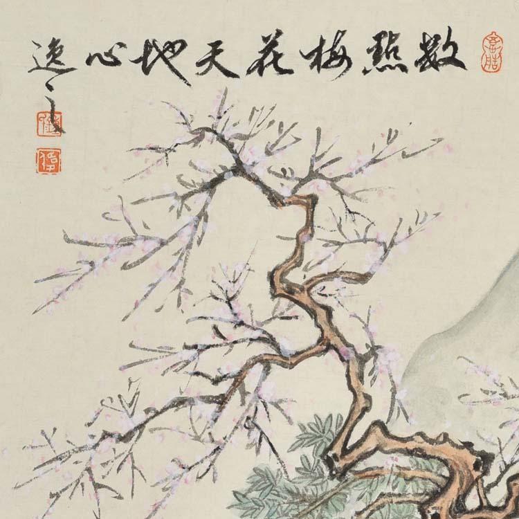 中国书法家协会会员、书法篆刻硕士、潍州书协副主席【钟伟 精品山水】