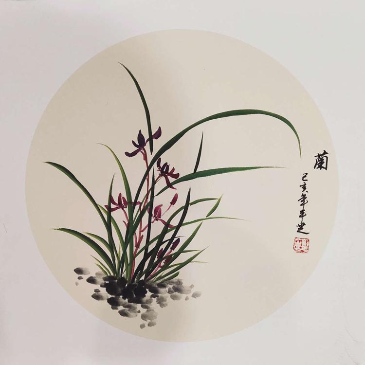 中国美术家协会会员、菏泽市专业技术拔尖人才【邓平芝 精品国画】