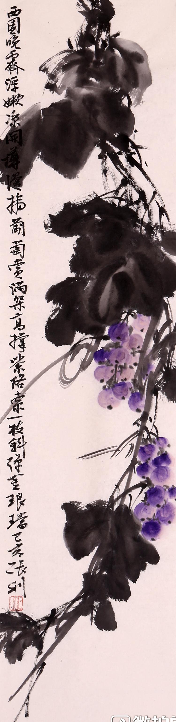 中国书法家协会会员、中国金融书法家协会理事【张利:精品花鸟】