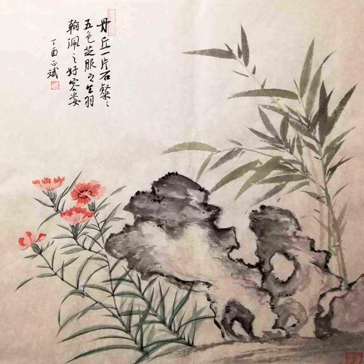 河北省美协会员、职业画家【李正斌 精品花鸟】